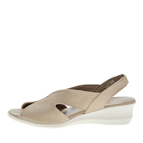 The Flexx Womens Charlee Slingback, Corda Nubuck, Us 5.5 M