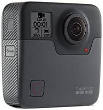 GoPro Fusion 360 Spherical Action Camera: Amazon com