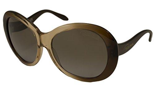 Roberto Cavalli Sunglasses - RC 734S Full Moon / Frame: Crystal Brown Fade Lens: Brown Gradient
