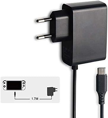Amazon.com: FidgetKute - Adaptador de cargador de CA para ...