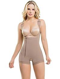 436 Tummy Control Body Shaper in Boyshort – Comfortable Slimming Shapewear – Shaper Underwear for Natural Butt...