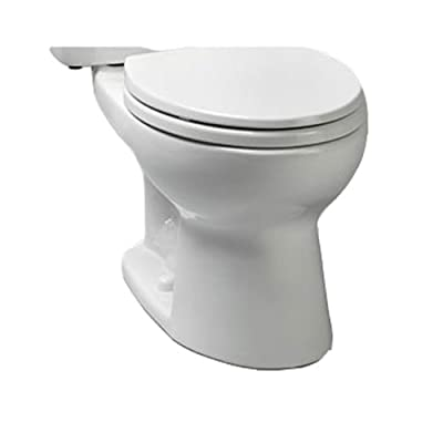 Toto CST744EN#03 Eco-Drake Elongated Bowl Toilet, Bone
