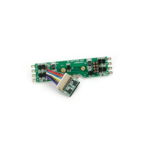 HO DCC Adapter Board, Locomotive (1)