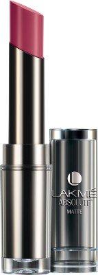 Price comparison product image Lakme Absolute Sculpt Studio Hi-definition Matte Lipstick 3.7 g(Mauve Fix)