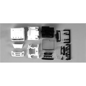 Herpa 082600 Man TGX Cabina XL con zócalo Lateral, con Spoiler de ...