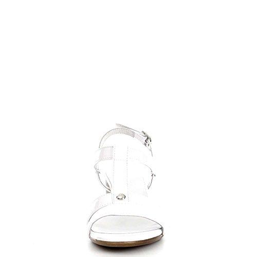 Giardini para mujer Nero Bianco Sandalias de vestir R8an8