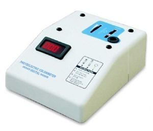 Weswox Photoelectric Colorimeter Digital from Weswox