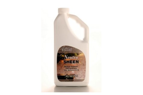 NeutraSheen for Granite - 40 oz - Safely Cleans & Sanitizes - No Loss Of Gloss, Color, Or Clarity