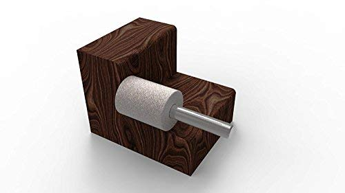 Kutzall Original Cylinder Burr, 1/8'' Shaft (3.1mm) - Coarse, Tungsten Carbide Coating: 1/8'' (3.1mm) Head Diameter x 7/8'' (22.2mm) Head Length - C-18-E