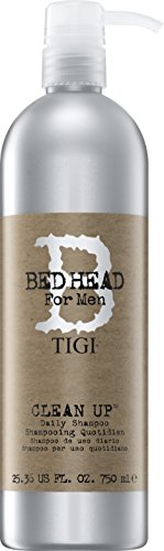 Tigi Bed Head Men Clean Up Daily Shampoo, 1er Pack (1 x 750 ml)