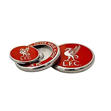 Liverpool FC. Duo marcador de pelota de Golf: Amazon.es: Deportes ...