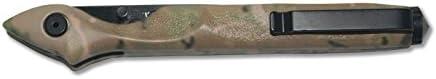 Boker Plus 01BO047CAMO Urban Survival Folding Knife