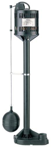 5. Flotec FPPM3600D-01/09 1/3 HP Pedestal Sump Pump