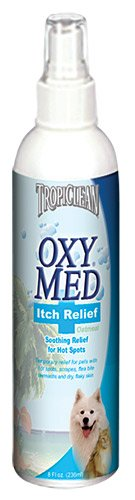 Tropiclean Oxy Med Itch Relief Spray — 8 fl oz, My Pet Supplies