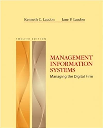Amazon management information systems 12th edition amazon management information systems 12th edition 9780132142854 kenneth c laudon carol guercio traver books fandeluxe Gallery