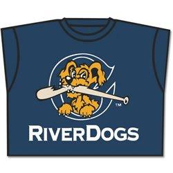 Riverdogs Minor League T-Shirt ('09) (EA)