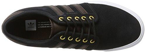 Scarpe Da Uomo Adidas Seeley Da Uomo Nere (negbas / Marosc / Ftwbla 000)