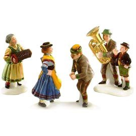 Dept 56 Alpine Village ** Polka Fest ** (56073)