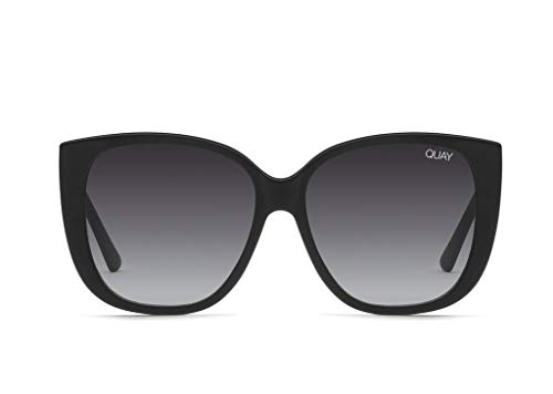 Quay Australia Women's Ever After Oversized Rounded Square Sunglasses