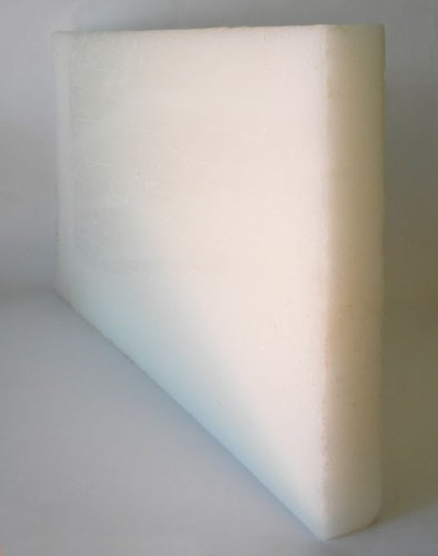 Microcrystalline Wax Pure White Slab 10 lbs by Enkaustikos (Microcrystalline Wax compare prices)