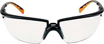 3M 71505-00001M - SOLUS Gafas montura negra/naranja PC incolora AR