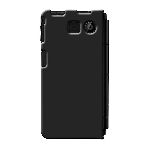 Amzer Rubberized Snap-On Crystal Hard Case for Sanyo Innu...