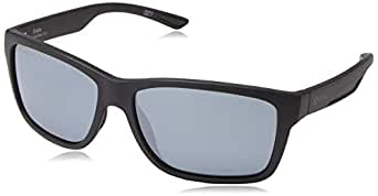 Smith Men Drake Sports Sunglasses - Matte Black/Grey LZ, Size 61