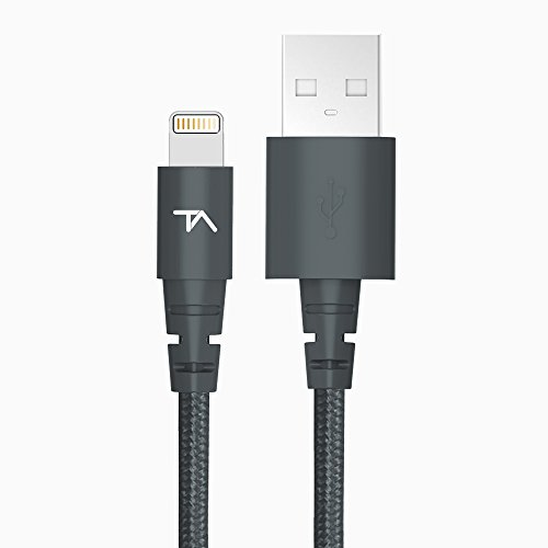 Tech Armor Apple MFi Certified Lightning Cable