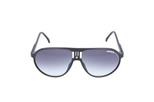 Matte Lunette Black Grey Aviator de soleil Carrera CHAMPION Noir Fd4wSY