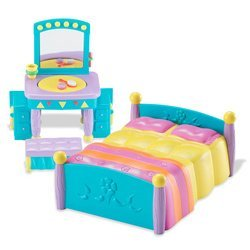 Fisher-Price Dora the Explorer: Dora's Talking House Mama and Papi's Room
