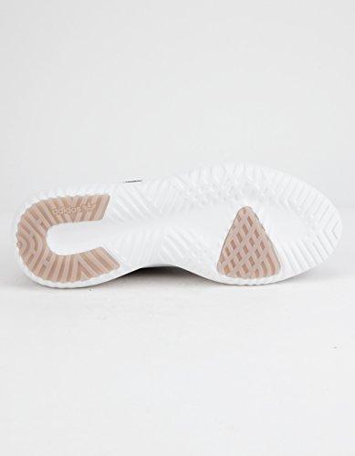 Adidas Original Mens Rörformig Skugga Löparskor Rödbrunt / Vit