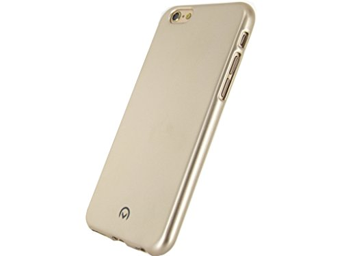 Etui de protection pour telephone Metallic Gelly Case Apple iPhone 6 / 6s Or
