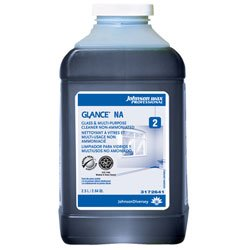 Diversey 93172641 Glance, Pro-Strength NA Glance Glass Cleaner JFill, Restores Brilliant Clarity (2/cs)