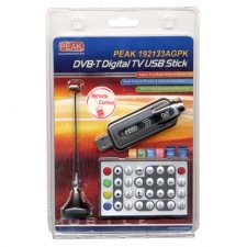 PEAK DVB-T DIGITAL TV USB 64BIT DRIVER