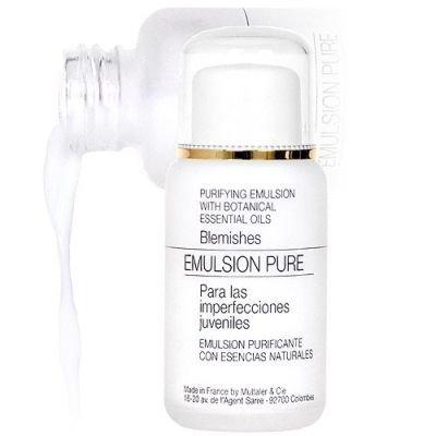 Yonka EMULSION PURE - Purifying Emulsion for Blemishes (1.7 oz)