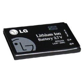 Lg Cu720 Shine (OEM LG Battery LGIP-430G (900mAh) 3.7V for Shine CU720 CF360 KS500 KF757 (Certified Refurbished))