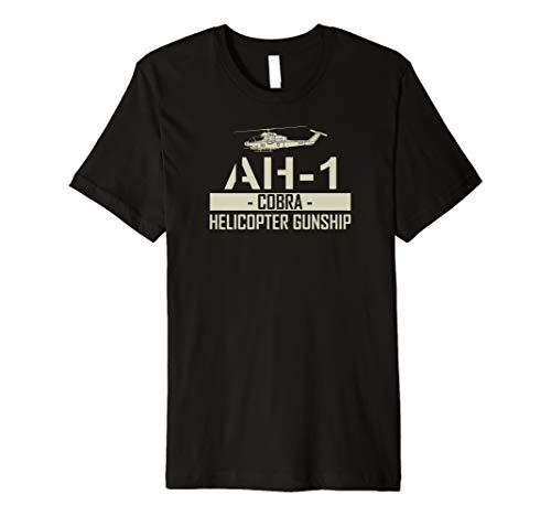 AH-1 Cobra T-shirt - Helicopter Gunship