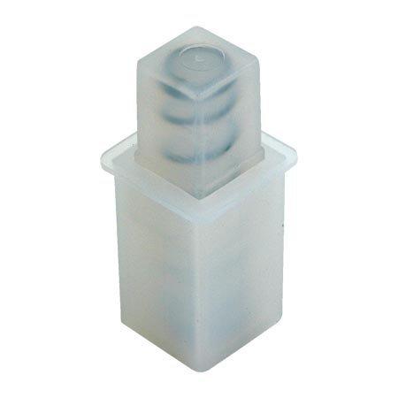 (Ez-Flo 15199 Adjustable Towel Bar End Caps (Pack of10))