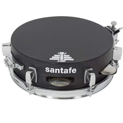 CAJA SONAJAS TOP WOOD 25X8 REF.CL001 NEGRO by Santafe Drums