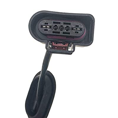 YCT Fuel Pump Delivery Relay Control Module Unit 1K0 906 093G Fits Audi A3 Volkswagen VW Beetle CC EOS GTI Jetta Passat: Automotive