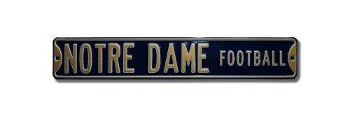 Notre Dame Fighting Irish Notre Dame Football Street ()