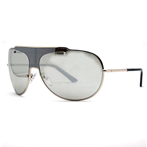 Valentino VAL 5751 /S 3YG Light Gold/Sil - Valentino Silver Sunglasses Shopping Results