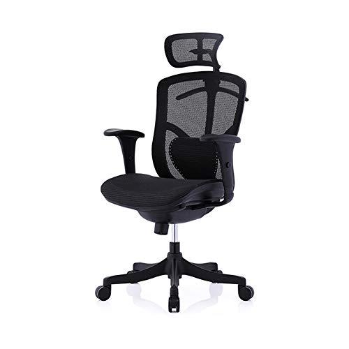 Silla de Oficina Escritorio Silla Ergonomica Silla de Oficina ergonomica,Comoda Silla de Malla Gaming Chair Home Office Pueden Personalizar