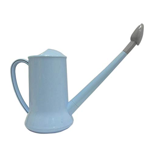 Calunce Tradition Watering Can Long Spout 2 LitreWatering Can/Easy to Water The Flowers Pure Blue by Calunce