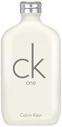 Calvin Klein CK ONE, Agua de tocador para hombres - 200 ml.: Amazon.es