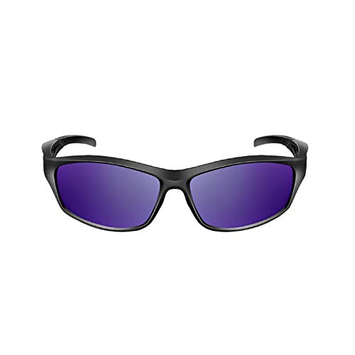 Sports Sunglasses Driving Sun Glasses Shades for Men Women Round Frame for Cycling Baseball Running