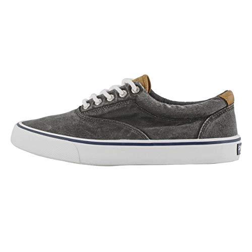 Sperry mens Striper Ii Cvo Core Sneaker, Sw Black, 8.5 US