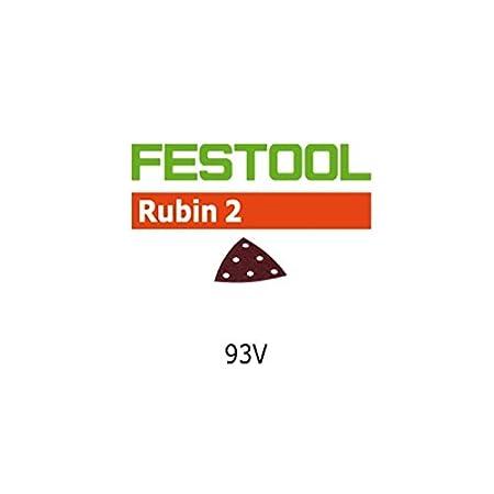 Abrasifs STF V93 / 6 P180 RU2 / 50 Festool 499167