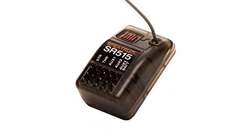 Spektrum SR515 5-Channel 2.4GHz DSMR RC Sport Receiver: Surface