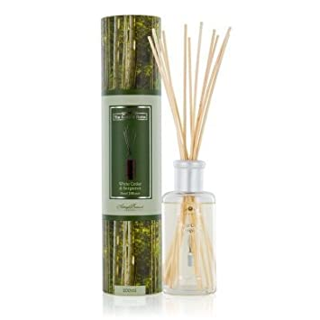Ashleigh & Burwood - Reed Diffuser Set - Japanese Orchid - 200ml Scented Candle Shop